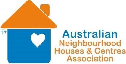 Australian Neighbourhood Houses & Centres Association Logo